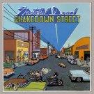 GRATEFUL DEAD Shakedown Street BANNER Huge 4X4 Ft Fabric Poster Tapestry Flag Print album cover art
