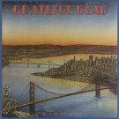 GRATEFUL DEAD Dead Set BANNER Huge 4X4 Ft Fabric Poster Tapestry Flag Print album cover art