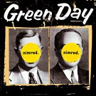 GREEN DAY Nimrod BANNER Huge 4X4 Ft Fabric Poster Tapestry Flag Print album cover art