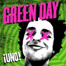 GREEN DAY Uno BANNER Huge 4X4 Ft Fabric Poster Tapestry Flag Print album cover art