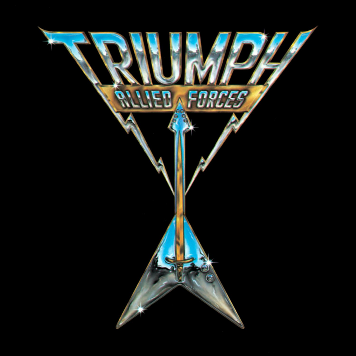 TRIUMPH Allied Forces BANNER Huge 4X4 Ft Fabric Poster Tapestry Flag Print album cover art
