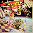 TRIUMPH Just A Game BANNER Huge 4X4 Ft Fabric Poster Tapestry Flag Print album cover art