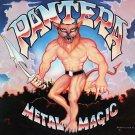 PANTERA Metal Magic BANNER Huge 4X4 Ft Fabric Poster Tapestry Flag Print album cover art