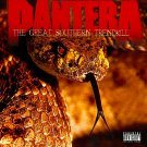 PANTERA The Great Southern Trendkill BANNER Huge 4X4 Ft Fabric Poster Tapestry Flag album cover art