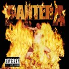 PANTERA Reinventing The Steel BANNER Huge 4X4 Ft Fabric Poster Tapestry Flag Print album cover art