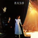 RUSH Exit Stage Left BANNER Huge 4X4 Ft Fabric Poster Tapestry Flag Print album cover art