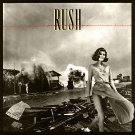 RUSH Permanent Waves BANNER Huge 4X4 Ft Fabric Poster Tapestry Flag Print album cover art