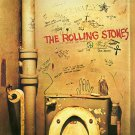 ROLLING STONES Beggars Banquet BANNER Huge 4X4 Ft Fabric Poster Tapestry Flag Print album cover art