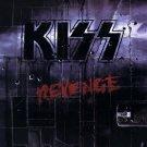 KISS Revenge BANNER Huge 4X4 Ft Fabric Poster Tapestry Flag Print album cover art
