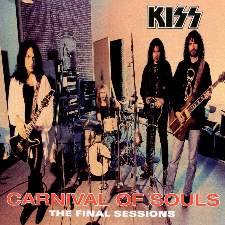 KISS Carnival of Souls BANNER Huge 4X4 Ft Fabric Poster Tapestry Flag Print album cover art