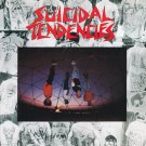 SUICIDAL TENDENCIES First Album BANNER Huge 4X4 Ft Fabric Poster Tapestry Flag Print album cover art