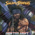 SUICIDAL TENDENCIES Join the Army BANNER Huge 4X4 Ft Fabric Poster Tapestry Flag album cover art