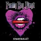PRETTY BOY FLOYD Stray Bullet BANNER Huge 4X4 Ft Fabric Poster Tapestry Flag Print album cover art