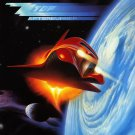 ZZ TOP Afterburner BANNER Huge 4X4 Ft Fabric Poster Tapestry Flag Print album cover art