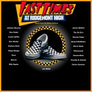 FAST TIMES AT RIDGEMONT HIGH Soundtrack BANNER Huge 4X4 Ft Fabric Poster Tapestry Flag Print  art
