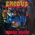 EXODUS Fabulous Disaster BANNER Huge 4X4 Ft Fabric Poster Tapestry Flag Print album cover art