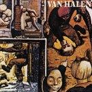 VAN HALEN Fair Warning Huge 4X4 Ft Fabric Poster Tapestry Flag Print album cover art