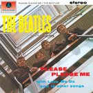 The BEATLES Please Please Me BANNER Huge 4X4 Ft Fabric Poster Tapestry Flag Print album cover art