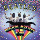 The BEATLES Magical Mystery Tour BANNER Huge 4X4 Ft Fabric Poster Tapestry Flag album cover art