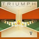TRIUMPH The Sport of Kings BANNER Huge 4X4 Ft Fabric Poster Tapestry Flag Print album cover art