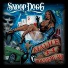 SNOOP DOGG Malice in Wonderland BANNER Huge 4X4 Ft Fabric Poster Tapestry Flag Print album cover art