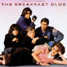 THE BREAKFAST CLUB Soundtrack BANNER Huge 4X4 Ft Fabric Poster Tapestry Flag Print  art
