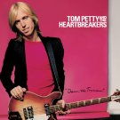 TOM PETTY Damn the Torpedoes BANNER Huge 4X4 Ft Fabric Poster Tapestry Flag Print album cover art
