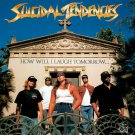 SUICIDAL TENDENCIES How Will I Laugh Tomorrow BANNER Huge 4X4 Ft Fabric Poster Tapestry Flag art
