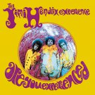JIMI HENDRIX Are You Experienced BANNER Huge 4X4 Ft Fabric Poster Tapestry Flag album cover art