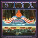 STYX Paradise Theatre BANNER Huge 4X4 Ft Fabric Poster Tapestry Flag Print album cover art