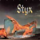 STYX Equinox BANNER Huge 4X4 Ft Fabric Poster Tapestry Flag Print album cover art
