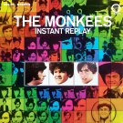 The MONKEES Instant Replay BANNER Huge 4X4 Ft Fabric Poster Tapestry Flag Print album cover art