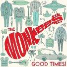 The MONKEES Good Times BANNER Huge 4X4 Ft Fabric Poster Tapestry Flag Print album cover art