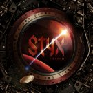 STYX The Mission BANNER Huge 4X4 Ft Fabric Poster Tapestry Flag Print album cover art