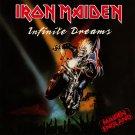 IRON MAIDEN Infinite Dreams BANNER Huge 4X4 Ft Fabric Poster Tapestry Flag Print album cover art