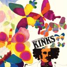 The KINKS Face to Face BANNER Huge 4X4 Ft Fabric Poster Tapestry Flag Print album cover art