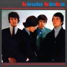 The KINKS Kinda Kinks BANNER Huge 4X4 Ft Fabric Poster Tapestry Flag Print album cover art