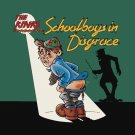 The KINKS Schoolboys in Disgrace BANNER Huge 4X4 Ft Fabric Poster Tapestry Flag album cover art