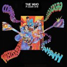 The WHO A Quick One BANNER Huge 4X4 Ft Fabric Poster Tapestry Flag Print album cover art