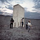 The WHO Who's Next BANNER Huge 4X4 Ft Fabric Poster Tapestry Flag Print album cover art