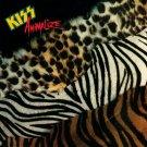 KISS Animalize BANNER Huge 4X4 Ft Fabric Poster Tapestry Flag Print album cover art