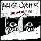 ALICE COOPER Breadcrumbs BANNER Huge 4X4 Ft Fabric Poster Tapestry Flag Print album cover art
