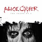 ALICE COOPER The Sound of A BANNER Huge 4X4 Ft Fabric Poster Tapestry Flag Print album cover art