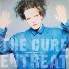 The CURE Entreat BANNER Huge 4X4 Ft Fabric Poster Tapestry Flag Print album cover art