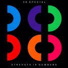 38 SPECIAL Strength in Numbers BANNER Huge 4X4 Ft Fabric Poster Tapestry Flag Print album cover art
