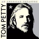 TOM PETTY An American Treasure BANNER Huge 4X4 Ft Fabric Poster Tapestry Flag Print album cover art