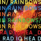 RADIOHEAD In Rainbows BANNER Huge 4X4 Ft Fabric Poster Tapestry Flag Print album cover art