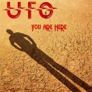 UFO You Are Here BANNER Huge 4X4 Ft Fabric Poster Tapestry Flag Print album cover art