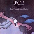 UFO UFO2 Flying BANNER Huge 4X4 Ft Fabric Poster Tapestry Flag Print album cover art