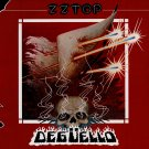 ZZ TOP Deguello BANNER Huge 4X4 Ft Fabric Poster Tapestry Flag Print album cover art